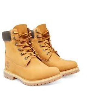 "Timberland 6"" Waterproof internal wedge boots 7,5M"